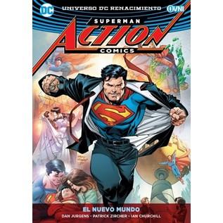 ACTION COMICS VOL. 04: EL NUEVO MUNDO