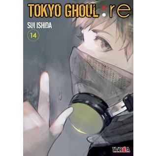 TOKYO GHOUL: RE 14