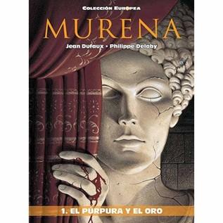 MURENA 01: EL PURPURA Y EL ORO