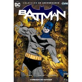 COLECCION BATMAN 80 ANIVERSARIO 09: CONDADO DE GOTHAM