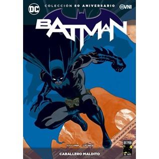 COLECCION BATMAN 80 ANIVERSARIO 10: CABALLERO MALDITO
