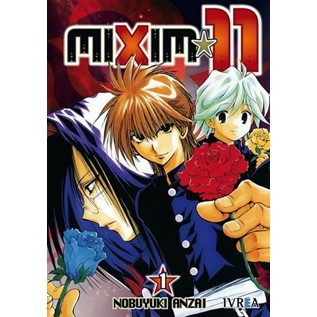 MIXIM 11 01 (COMIC)
