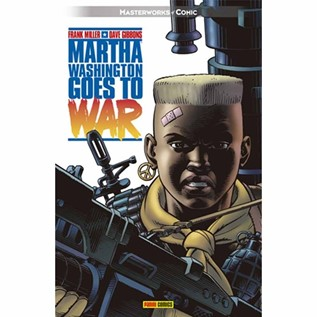 MARTHA WASHINGTON 02 : GOES TO WAR