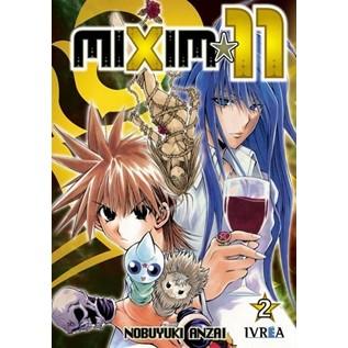 MIXIM 11 02 (COMIC)