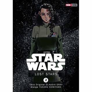 STAR WARS MANGA: LOST STARS 02