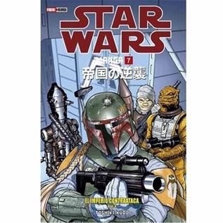 STAR WARS MANGA 07: EL IMPERIO CONTRAATACA 03 (de 4)