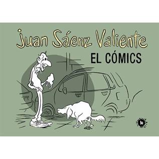 JUAN SAENZ VALIENTE EL COMIC