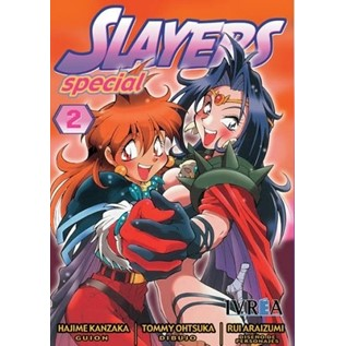 SLAYERS SPECIAL 02 (COMIC)