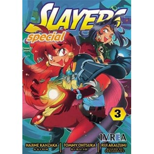 SLAYERS SPECIAL 03  (COMIC)