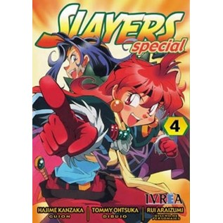 SLAYERS SPECIAL 04 (COMIC) (ULTIMO)