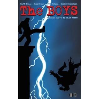 THE BOYS 09: EL GRAN PASEO