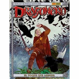 DRAGONERO 09: EL TOQUE QUE ASESINA