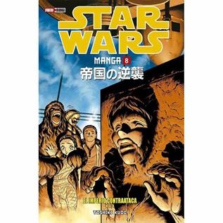 STAR WARS MANGA 08: EL IMPERIO CONTRAATACA 04 (de 4)