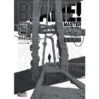 BLAME MASTER EDITION 06 (ULTIMO TOMO)