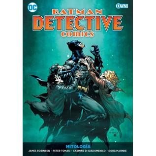BATMAN DETECTIVE COMICS VOL. 07 MITOLOGIA (ULTIMO TOMO)