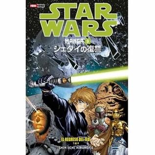 STAR WARS MANGA 09: EL REGRESO DEL JEDI 01 (de 4)