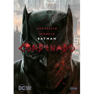 BATMAN CONDENADO (SEGUNDA EDICION)