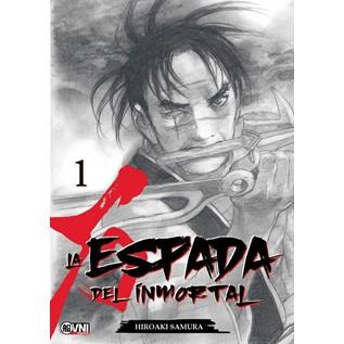 LA ESPADA DEL INMORTAL 01