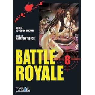 BATTLE ROYALE 08