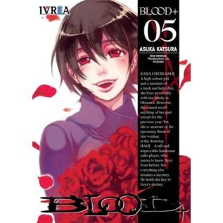 BLOOD+ 05