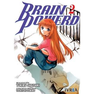 BRAIN POWERD 02 COMIC