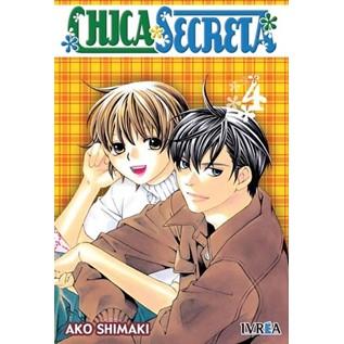 CHICA SECRETA 04 (COMIC)