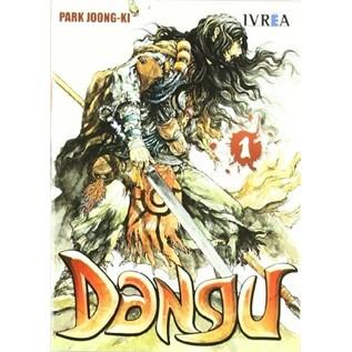 DANGU 01 (COMIC)