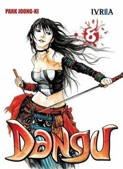DANGU 08 (COMIC)
