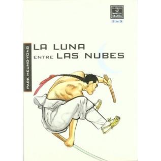 LA LUNA ENTRE LAS NUBES 03 (DE 3)