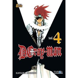 D.GRAY MAN 04