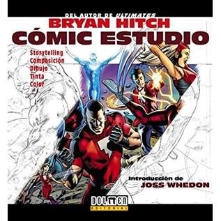 BRYAN HITCH: COMIC STUDIO