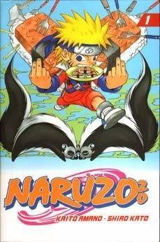 NARUZOZO 01. MISION SUSHI