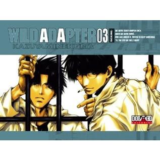 WILD ADAPTER 03 (MANGA)