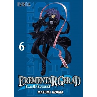 EREMENTAR GERAD FLAG OF BLUE SKY 06 (COMIC)