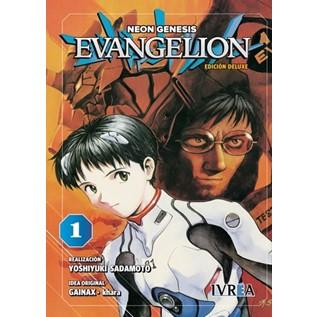 EVANGELION EDICION DELUXE 01