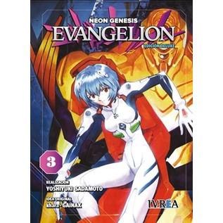 EVANGELION EDICION DELUXE 03