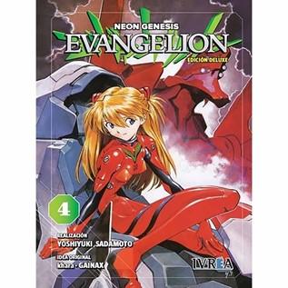 EVANGELION EDICION DELUXE 04