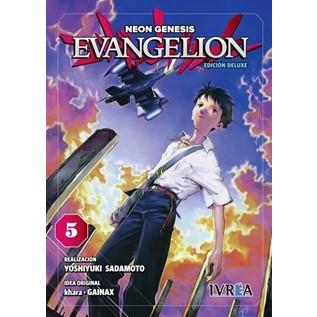 EVANGELION EDICION DELUXE 05