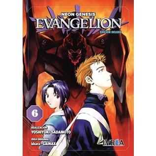 EVANGELION EDICION DELUXE 06