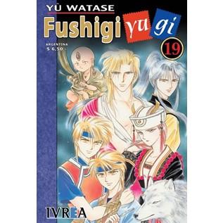 FUSHIGI YUGI 19