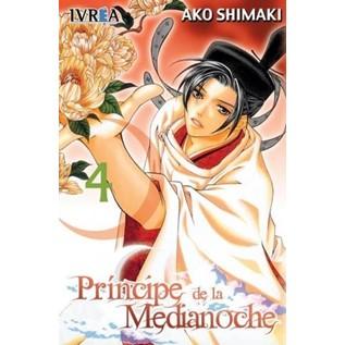 EL PRINCIPE DE LA MEDIANOCHE 04 (GEKKA NO KIMI) (COMIC)