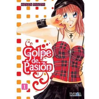 GOLPE DE PASION 01 ( DE 8 ) (COMIC)