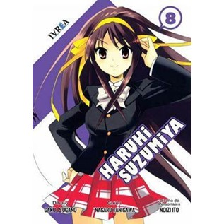 HARUHI SUZUMIYA 08