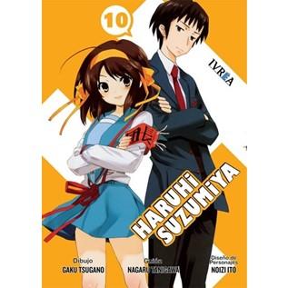 HARUHI SUZUMIYA 10