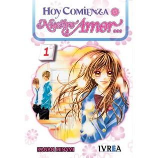 HOY COMIENZA NUESTRO AMOR 01 (COMIC)