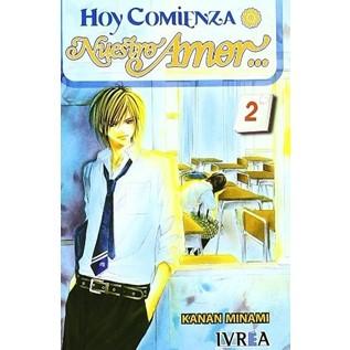 HOY COMIENZA NUESTRO AMOR 02 (COMIC)