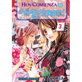 HOY COMIENZA NUESTRO AMOR 03 (COMIC)