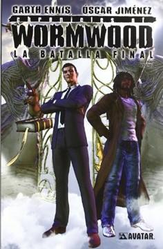CHRONICLES OF WORMWOOD 02. LA BATALLA FINAL (COMIC)