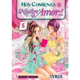 HOY COMIENZA NUESTRO AMOR 05 (COMIC)