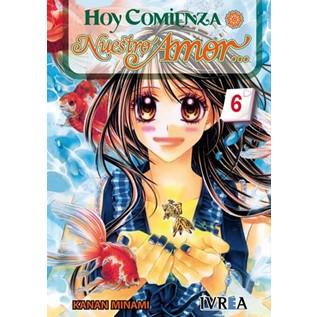 HOY COMIENZA NUESTRO AMOR 06 (COMIC)